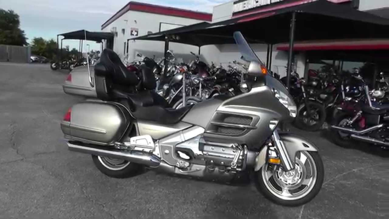 203683 - 2003 Honda Gold Wing GL1800 - Used Motorcycle For Sale ...