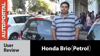 Honda Brio (Petrol) - User Review