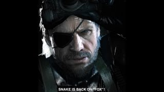 [MP3]Here's to You : MetalGearSolid GroundZeros PV Song