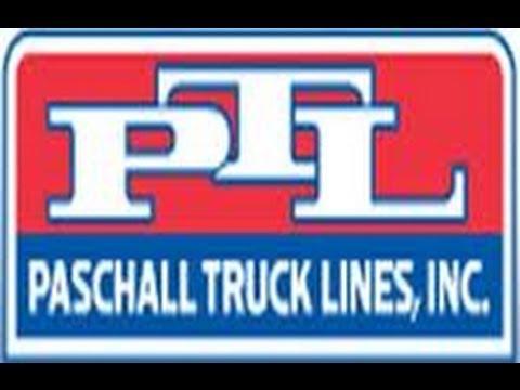 Paschall Truck Lines PTL
