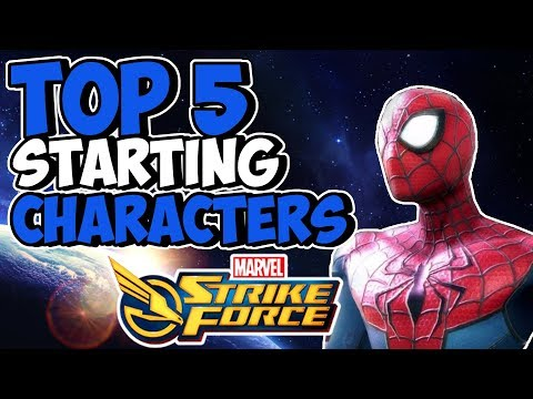 MSF : Top 5 F2P Characters to Start Farming Day 1! (Happy Launch Day!)