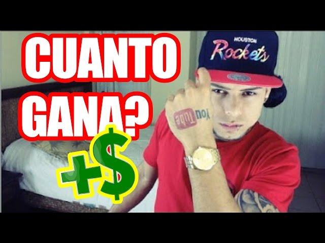 ENTERATE!!! CUANTO GANA CARLOS MONTESQUIEU EN YOUTUBE?Argenis Inoa -TheShow