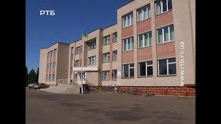 У Млинові - конфлікт через майбутню долю гімназії (ВІДЕО)