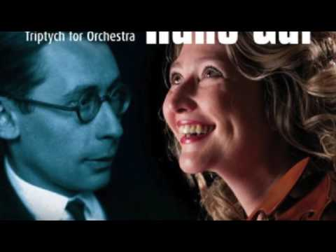 Gal Violin Concerto opus 39, Mvt I
