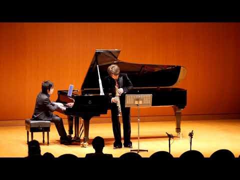 伊藤康英/オーボエの為のソナタ ソプラノサックス版Yasuhide Ito Sonata for Oboe(soprano Saxophone ver.)
