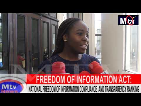 Download FREEDOM OF INFORMATION ACT: NATIONAL FREEDOM OFINFORMATION COMPLIANCE AND TRANSPARENCY RANKING