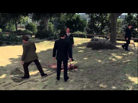 LA Noire Walkthrough: Case 8 - Part 1 [HD] (XBOX 360/PS3) [Gameplay]