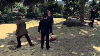 LA Noire Walkthrough: Case 8 - Part 1 [HD] (XBOX 360/PS3) [Gameplay]