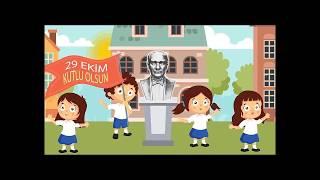 29 Ekim Cumhuriyet Bayramı Şarkısı - Cumhuriyet Hürriyet Demek