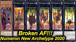 NUMERON NEW ARCHETYPE DECK 2020 - TIER 0 CONFIRMED!!! INSANE LOCKDOWN!!