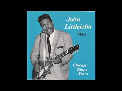 John Littlejohn - Chicago Blues Stars (1969)