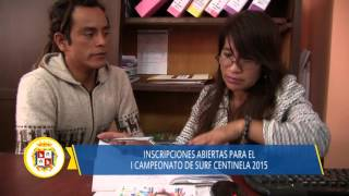 DISTRITO DE HUAURA CAMPEONATO DE SURF INSCRIPCIONES ABIERTAS