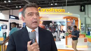 Carestream talks to Arab Health TV
