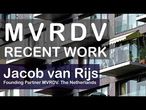 MVRDV. Jacob van Rijs