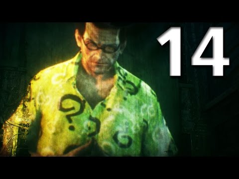 Arkham Knight Official Walkthrough - Part 14 - Intro To Physics