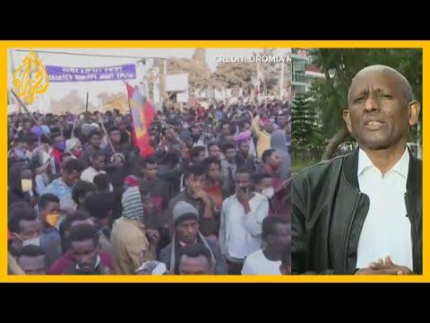 مراسل الجزيرة: مقتل 50 شخصا خلال احتجاجات على مقتل الشاعر الإثيوبي هاشالو هونديسا  - 13:01-2020 / 7 / 1