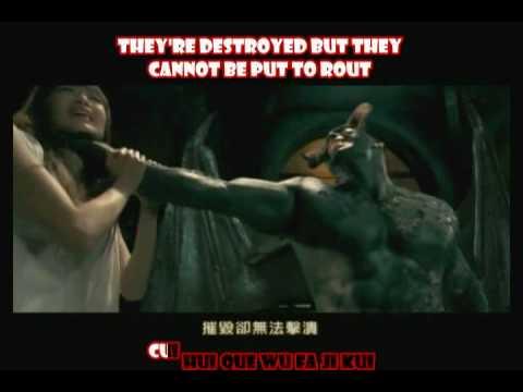 Jay Chou - Dragon Rider (Long Zhan Qi Shi) Sub'd