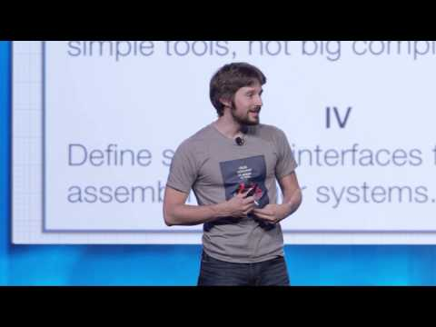 DockerCon 15 - Day 1 Keynote by Ben Golub & Solomon Hykes