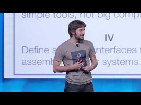 DockerCon 15 - Day 1 Keynote by Ben Golub & Solomon Hykes