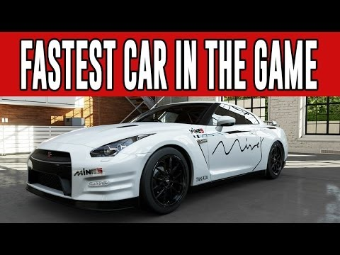 Forza 5 FASTEST CAR IN THE GAME (289.3mph)