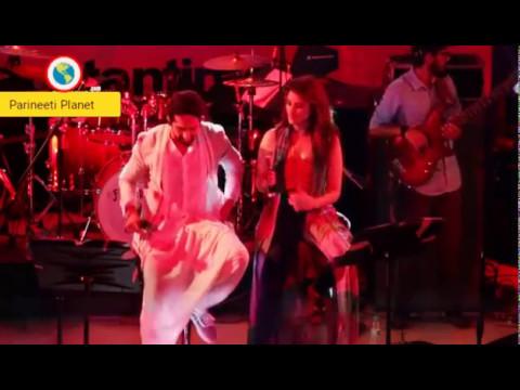 Parineeti Chopra & Ayushmann Khurrana LIVE PERFORMANCE    Part 2  