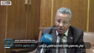 مصر العربية | اليماني: وفد سعودي بالقاهرة لإنهاء الربط الكهربي بين البلدين