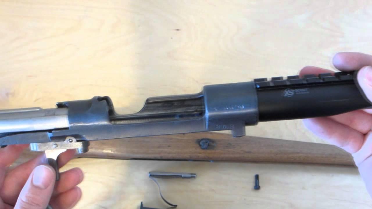 Mauser Scout Rifle DIY Conversion