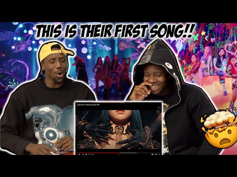 aespa 에스파 'Black Mamba' MV (Reaction)