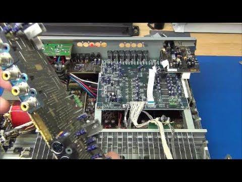 Harman/Kardon AVR130 Repair - Ec-Projects