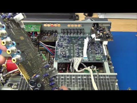 Harman/Kardon AVR130 Repair - Ec-Projects on