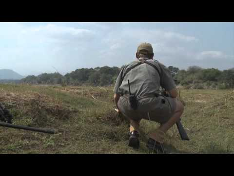 Dallas Safari Clubs Tracks Across Africa - Zimbabwe Slam Pt 1