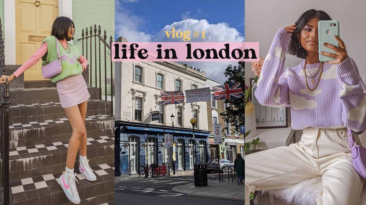 Download life in london vlog #1: taking photos, seeing friends in notting hill & baking a cake 🧁
