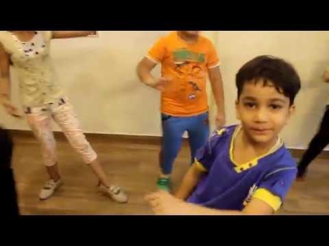 ABHI TOH PARTY SURU HUI HAI | KIDS DANCE CHOREOGRAPHY | G M DANCE