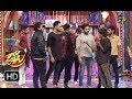 Dhee_Patas_War | Tarajuvvalu | ETV Diwali Special Event | 7th Nov 2018 | ETV Telugu