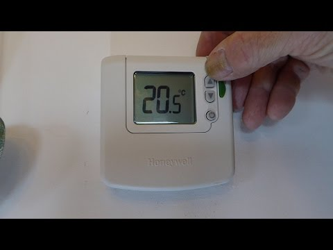 Improve your central heating performance fit a digital room stat