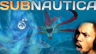 TORPEDO VS LEVIATHAN | Subnautica #9 (Seamoth Update!)