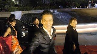 在台北美福大飯店.