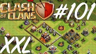 Clash of Clans #101 - XXL FOLGE & DRACHE LVL 3 || Let's Play COC [Deutsch/German]