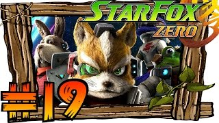 Star Fox Zero Walkthrough Part 19 | Asteroid Field (Alternate Route) - 1080p60 Gameplay w/ Voices