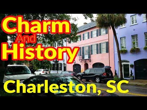 Full Time RV Living | Rain, Rain & More Rain in Charleston, SC | S2 EP077