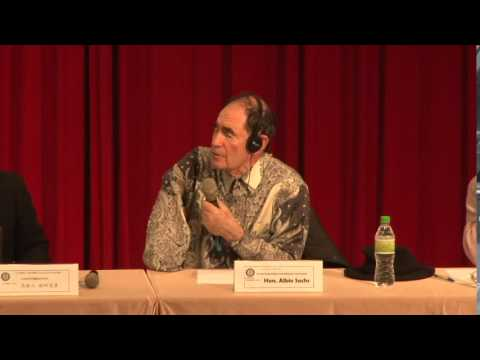Albie Sachs: Transitional Justice and Democratic Reconciliation (  3 of 5 )