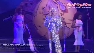 KATY PERRY - POWER (FAILED) UNCONDITIONALLY Live in Jakarta 2018