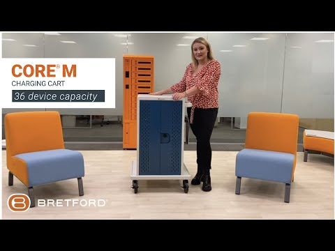 Bretford | Core® M Charging Cart