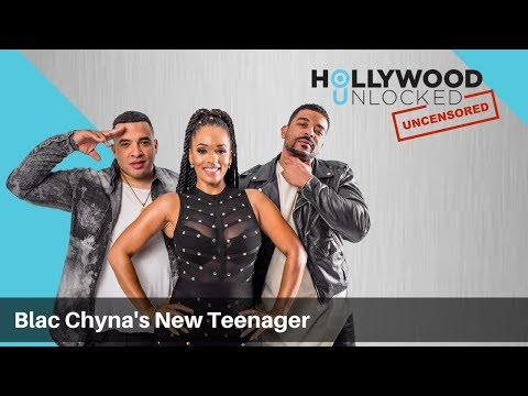 Talking Blac Chyna's New Teenager & Mass Shootings on Hollywood Unlocked [UNCENSORED]