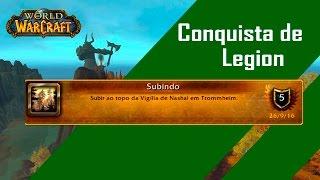vuclip Conquista de World of Warcraft: Subindo