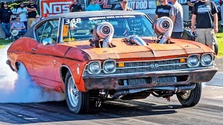 Drag Week 2016 - Day 1 Highlights!