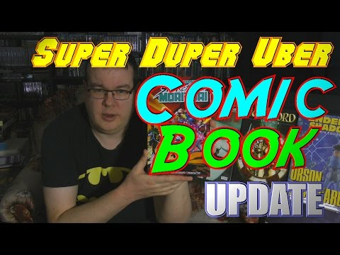 Super Duper Uber Comic Book Update!