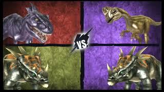 Dinosaur Strike 001