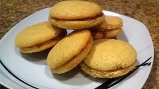 Вкусное бисквитное печенье за 15 минут..