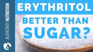 Erythritol: Like Sugar Without The Calories?